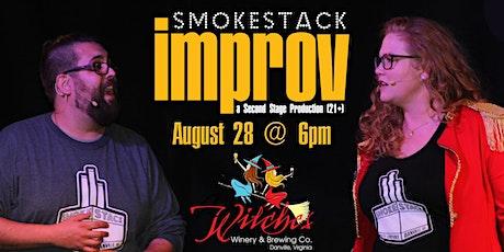 Smokestack Improv presented by Danville Toyota tickets