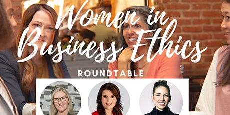 Women in Business Ethics Roundtable tickets