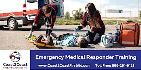 Emergency Medical Responder Course - North York tickets