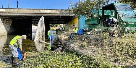 River Clean Up with SBCCC tickets