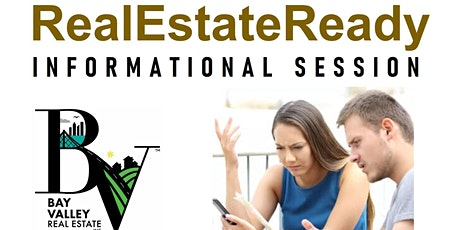 RealEstateReady   Informational Session tickets