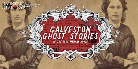 Galveston Ghost Stories tickets