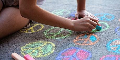 Chalk Art Day tickets