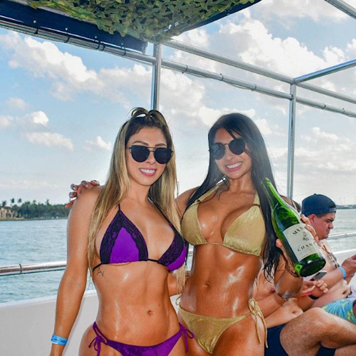 Night Miami Boat Party image