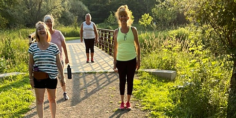 Strabane/Carlisle/Freelton  Walk Fit/Walking Group + Stretch  8 wks tickets