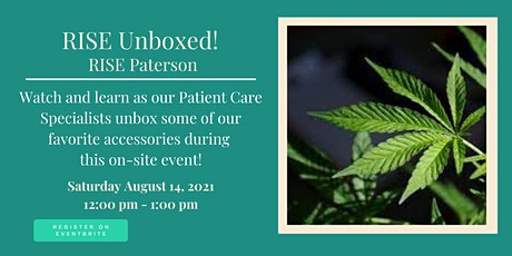 Cannabis Unboxed! tickets