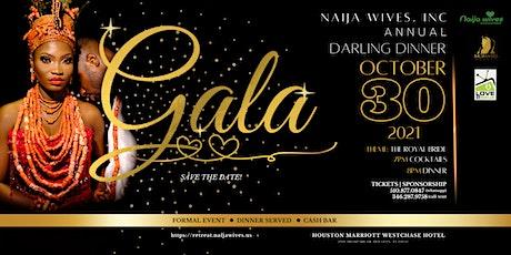 2021 DARLING DINNER GALA tickets