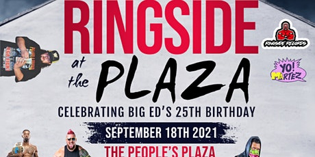 Ringside at the Plaza tickets