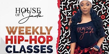 House of Jade Weekly Hip Hop Class tickets