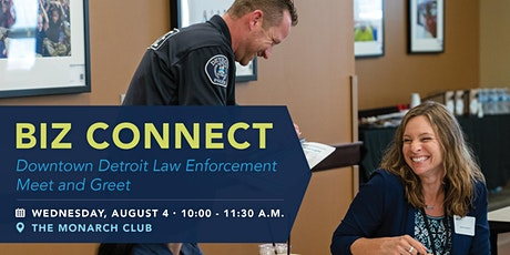 Downtown BIZ Connect: DPD Meet and Greet tickets