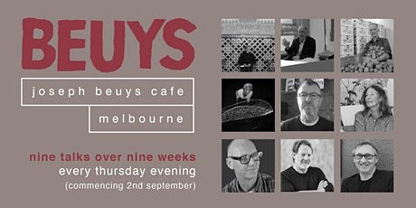 '…beyond Beuys'  - Dr Andy Wear tickets