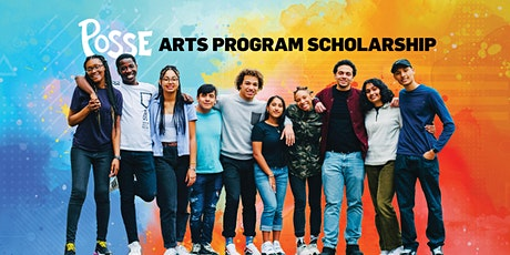 Posse Arts Program Information Session tickets
