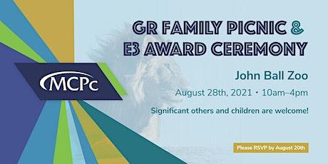 MCPc GR Family Picnic & E3 Award Ceremony tickets