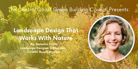 Green Building Speaker Series: Landscape Design That Works With Nature tickets