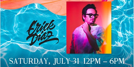 Limited Comp  Entry • Hard Rock Float Pool Party • Liquid Sunshine  • 7/31 tickets