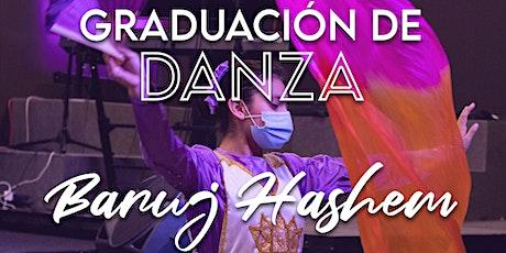 Graduación de Danza   Baruj Hashem entradas