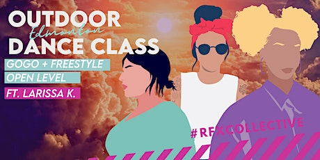 YEG OUTDOORS: GoGo + Freestyle w/ Larissa K. from RFX Collective tickets