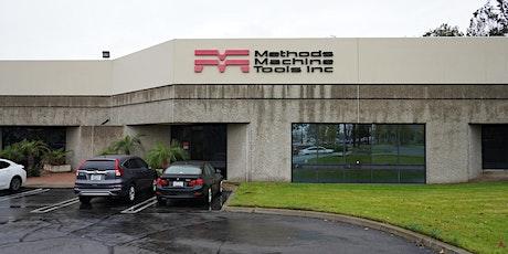 Methods Machine Tools MetalStorm California tickets