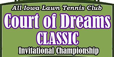 AILTC Court Of Dreams Classic Men's Championship tickets