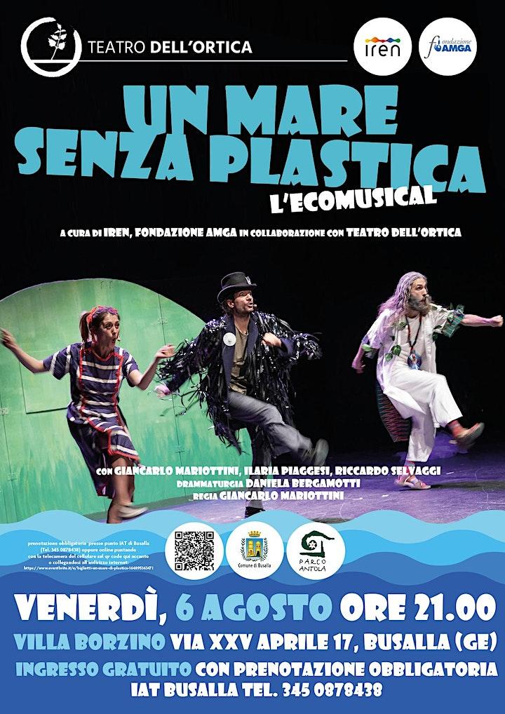 Immagine Un mare di plastica