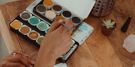 Center Yourself: Mandala Art Making with Art Therapist Ella Dufrene tickets