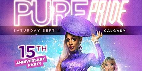 Pure Pride Calgary Starring Jaida Essence Hall - DJ Ginger Bear and More! tickets