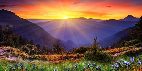 Sunrise Sound Healing Hike with Essential Oils tickets
