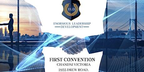 Enormous leadership development Convention tickets