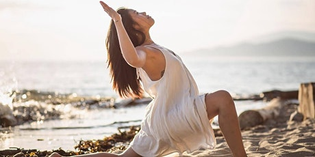 Outdoor yoga for a cause | Wreck Beach tickets