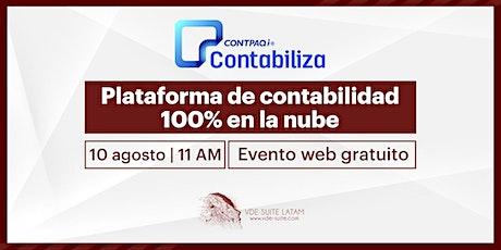 CONTPAQi® Contabiliza entradas