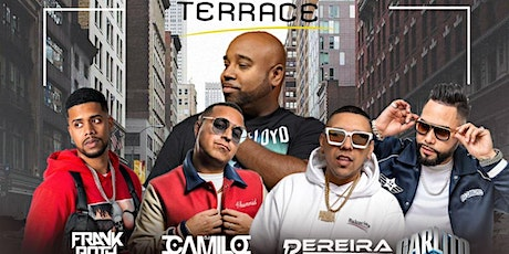 Outdoor Champagne Party this Friday at the Terrace tickets