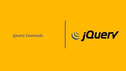 jQuery Essentials biglietti