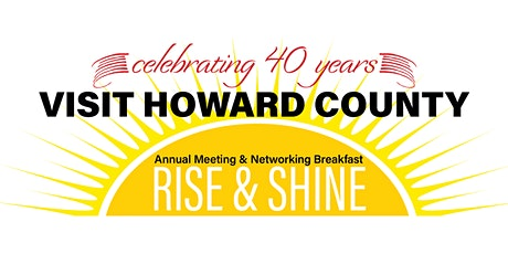 Visit Howard County Annual Meeting & Networking Breakfast tickets