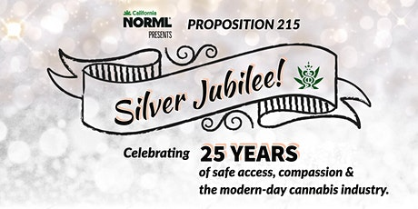Proposition 215 Silver Jubilee tickets