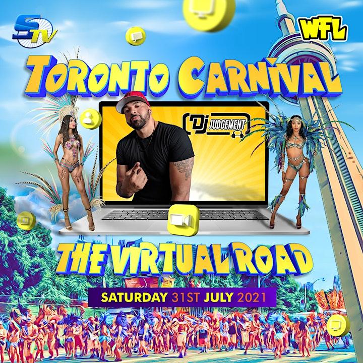 WFL - Toronto Carnival ' The Virtual Road' image