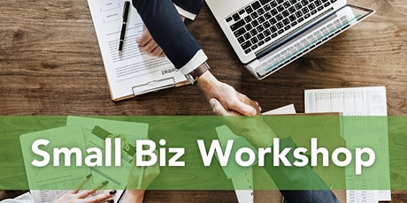 Small Biz Workshop: Reference Solutions for Business Expansion tickets