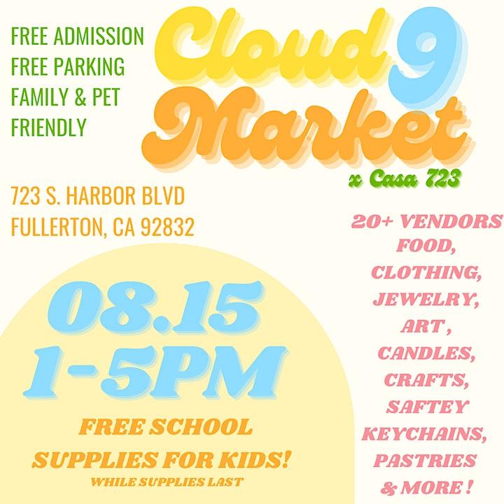 Cloud Nine Market image