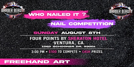 Who Nailed It Competition Sign Up tickets