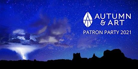 Autumn & Art 2021 Patron Party tickets