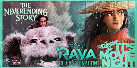 Raya and the Last Dragon/Neverending Story Drive-in Movie Night tickets