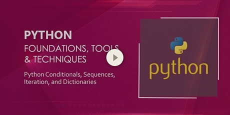 Python Conditionals, Sequences, Iteration, and Dictionaries tickets