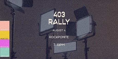 403 Rally tickets