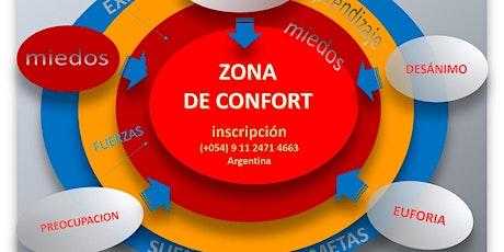 Salir de la Zona de Confort  -  Causales del Estancamiento entradas