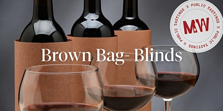 Brown Bag- Blinds! tickets