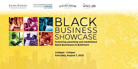 HopkinsLocal Black Business Showcase tickets