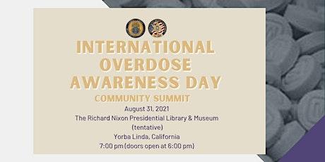 International Overdose Awareness  Day Community Summit tickets