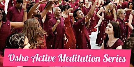 【Osho Active Meditation Series - Osho Kundalini Meditation】 tickets