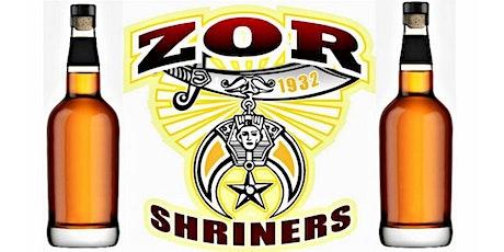 Zor Shriner Midgets Bourbon and Spirits Tasting 2021 tickets
