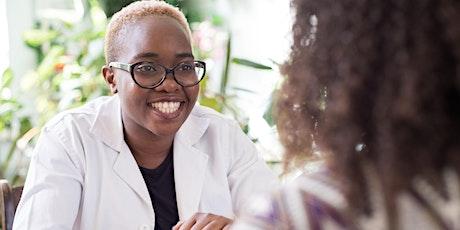 Covid-19 Vaccine FAQ for the Black Community- Surrey tickets
