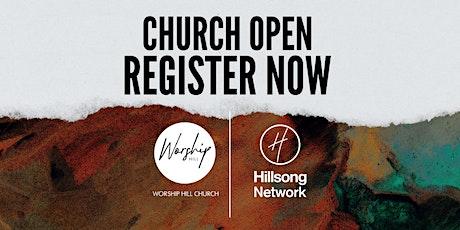WORSHIP HILL SUNDAY SERVICE REGISTRATION tickets